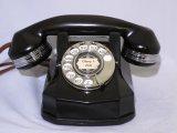 ☆☆  ア ン ティ ー ク 電話機  ☆☆AUTOMATIC ELECTRIC  PHONE
