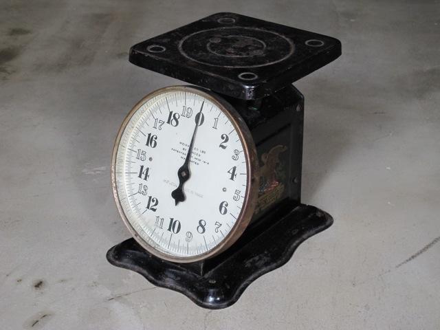 画像1: Metal Dial Scale