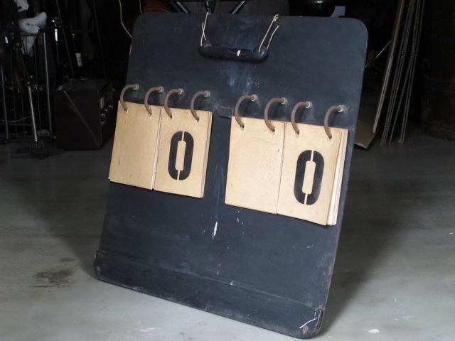 画像1: Scoreboard