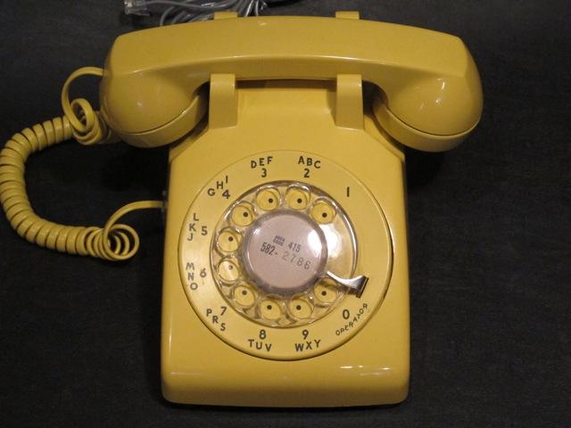 画像1: ☆☆ ア ン ティ ー ク 電話機 ☆☆ Rotary Telephone
