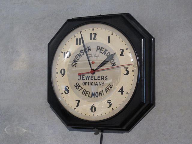 画像1: Vintage Clock