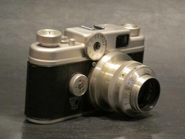 画像1: ☆ヴィンテージフィルムカメラ☆ARGUS Rangefinder C4 35mm