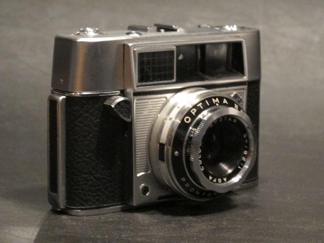 画像1: ☆ヴィンテージフィルムカメラ☆Agfa OPTIMA IIS 35mm
