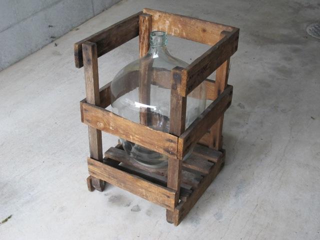 画像1: Vintage WIne Botle