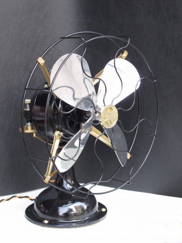 画像1: ★THE VINTAGE LIKE NEW★ SIGNAL FAN