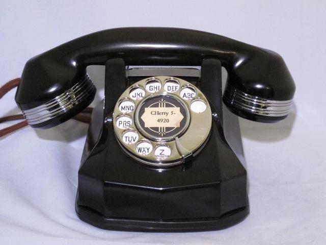 画像1: ☆☆  ア ン ティ ー ク 電話機  ☆☆AUTOMATIC ELECTRIC  PHONE