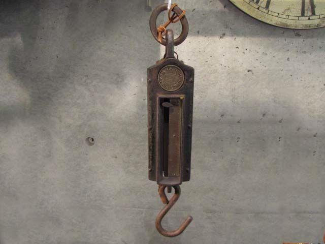画像1: Hanging Scale