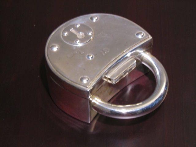 画像1: ☆Ralph Lauren☆ Silver jewelry case